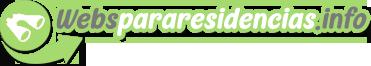 Webs para Residencias.info